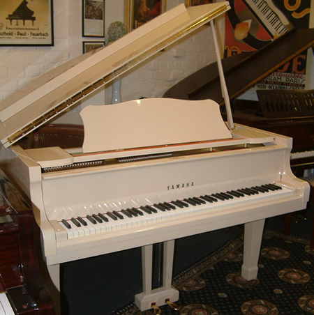 Yamaha Hire Grand piano.